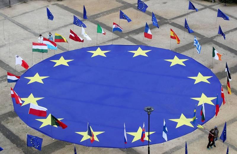歐盟於週三表示,將補強相關防止環境污染規範。(路透)
