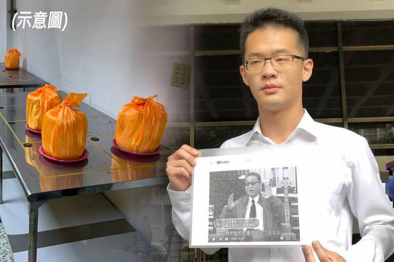 台北地院今宣判,認定殯葬處管理人員的不作為過失,與骨灰罈遺失有因果關係,應賠償6萬元。可上訴。(示意圖,本報合成)