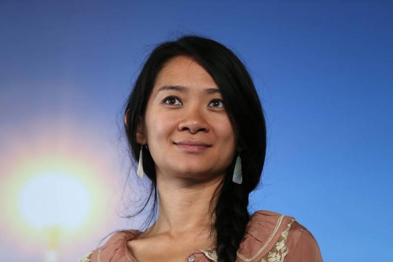 《永恆族》導演趙婷過去的言論被指「辱華」。(法新社資料照)