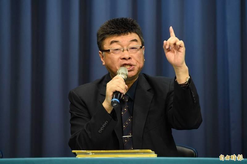 前立委邱毅。(資料照)