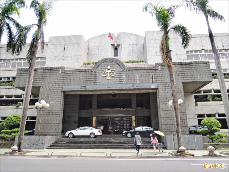 王男從中國走私市值近3億元安毒,卻逃過25年追訴期。 (記者李立法攝)