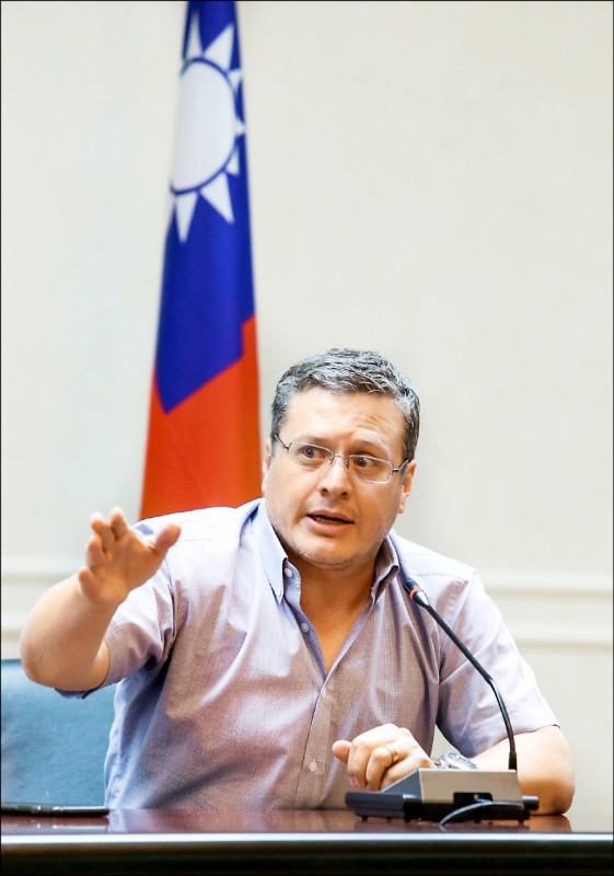 宏都拉斯前駐台大使謝拉昨投書報社示警指出,中國正透過疫苗外交在中美洲增強影響力。(中央社資料照)