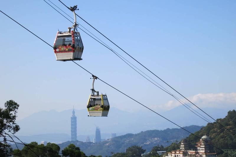 台北捷運公司宣布,5月15日起暫停開放兒童新樂園、台北小巨蛋(含冰上樂園)、北投會館、捷韻國際會議廳等場館,以及貓空纜車。(北捷提供)