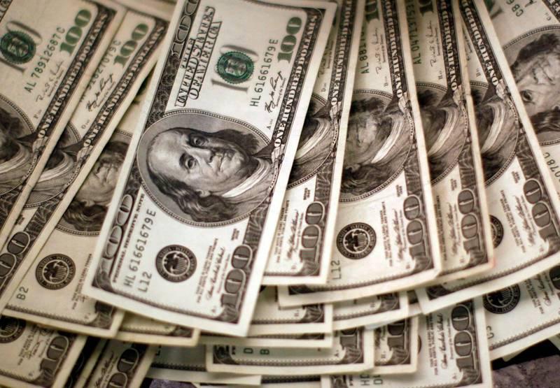 美國加州1名女子把2600萬美元中獎彩券丟進洗衣機,獎金面臨充公。(路透檔案照)