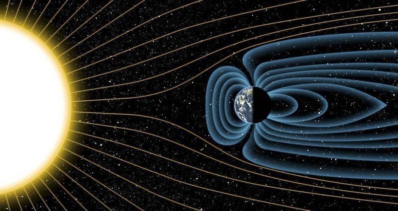 美國、俄國國家科研機構均指出,本月12日地球不明原因發生強烈地磁暴。(路透檔案照)