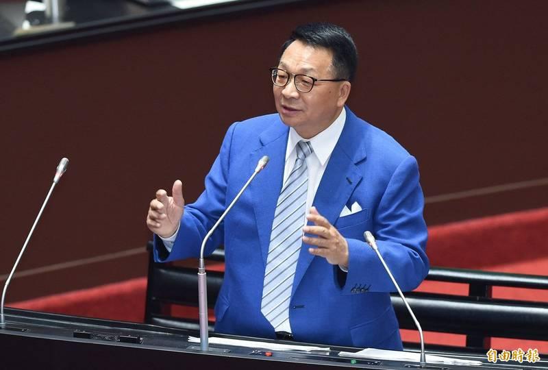 民進黨立委陳歐珀。(資料照)