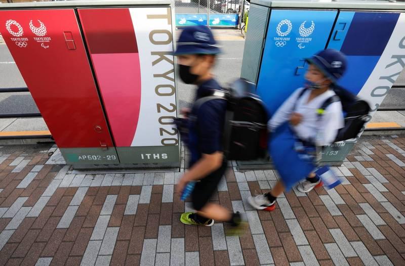 日本許多企業家對東京奧運抱持悲觀態度。(路透)