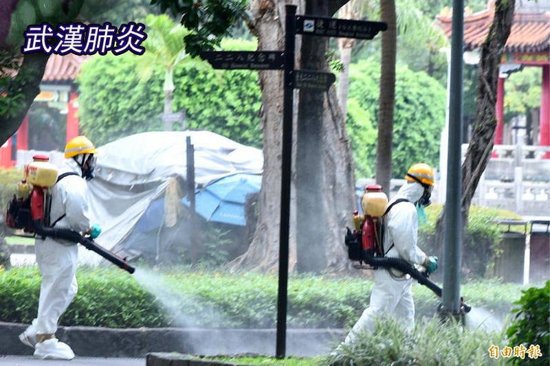 今天國內暴增180例武漢肺炎(新型冠狀病毒病,COVID-19)本土病例,台北市89例最多、當中就有43例和萬華區相關。(資料照)