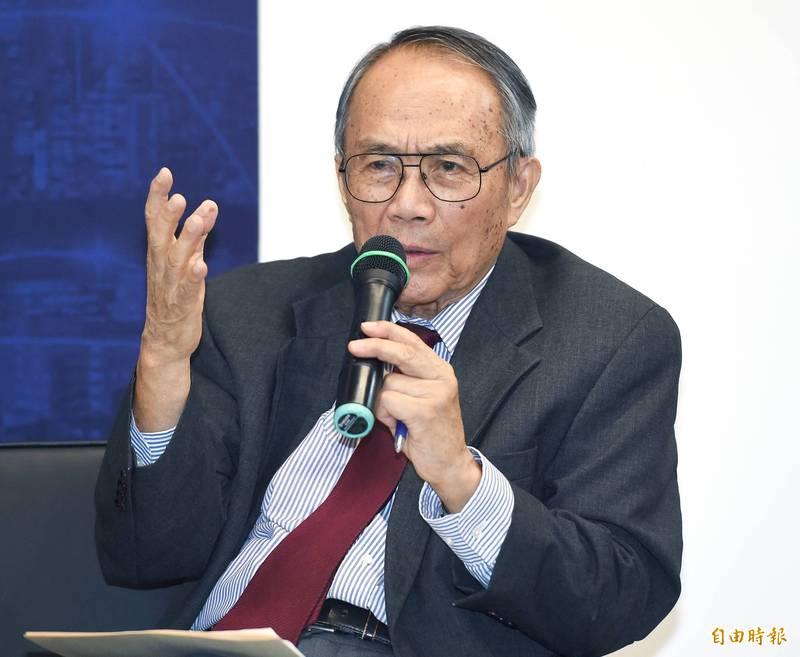 前外交部次長高英茂呼籲外交部,應正式要求美日等理念相近大國,在WHA大會上就台灣參與案進行表決與辯論。(資料照)