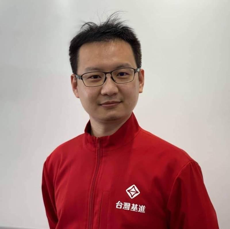 統促黨要求台灣接受中國疫苗,台灣基進中央黨部新聞部副主任陳陳子瑜批是「黃鼠狼給雞探病!」(記者葛祐豪翻攝)