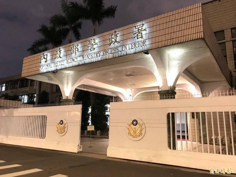 警政署長陳家欽要求疫調比照重大刑案,刑事局投入溯源。(記者姚岳宏攝)