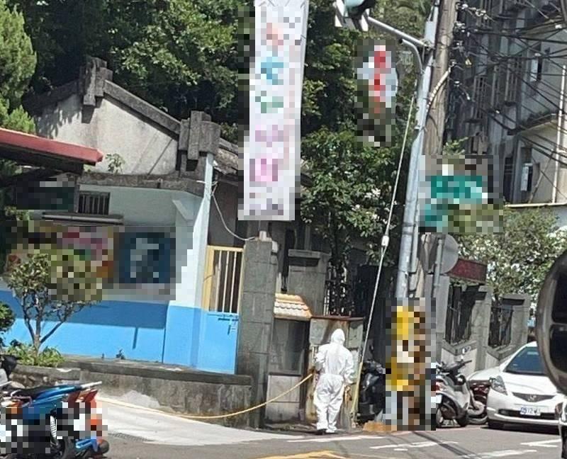 新竹縣政府教育處表示,出現確診病童的私立幼兒園明天起停課14天。(圖由讀者提供)