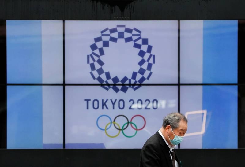 針對東京奧運是否應該舉辦,日媒共同社近日展開全國電話民調,近6成民眾認為應該停止,超過25%的民眾認為應該空場舉辦。(路透)