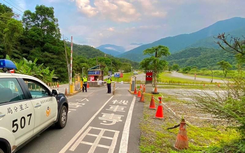 宜蘭縣清水地熱公園(如圖)等16處縣管風景區,將封閉到6月8日。(記者江志雄翻攝)