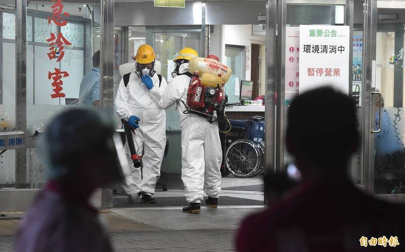 台北市立聯合醫院和平院區13日有兩名住院病患確診武漢肺炎,今天再傳有病患染疫;聯醫表示,這非院內感染,配合指揮中心政策,門診即日起停診到28日。(資料照)