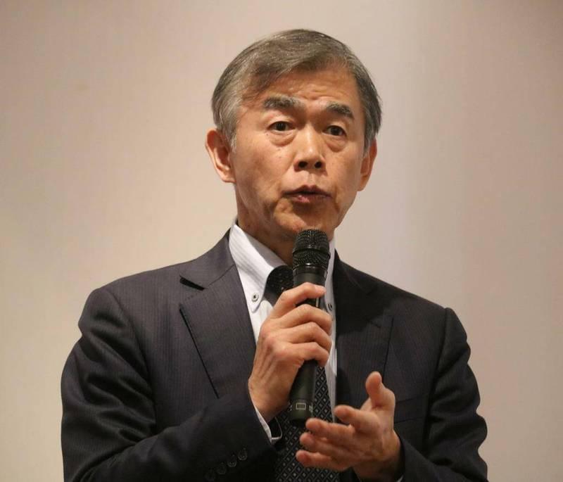 日本陸上自衛隊退將渡部悅和認為中國對台灣的「超限戰」早已開始。(取自產經新聞)