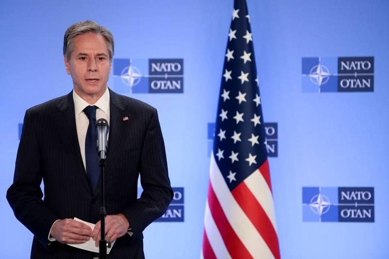 美國國務卿將於26日親自訪問以色列以及巴勒斯坦。(路透資料照)