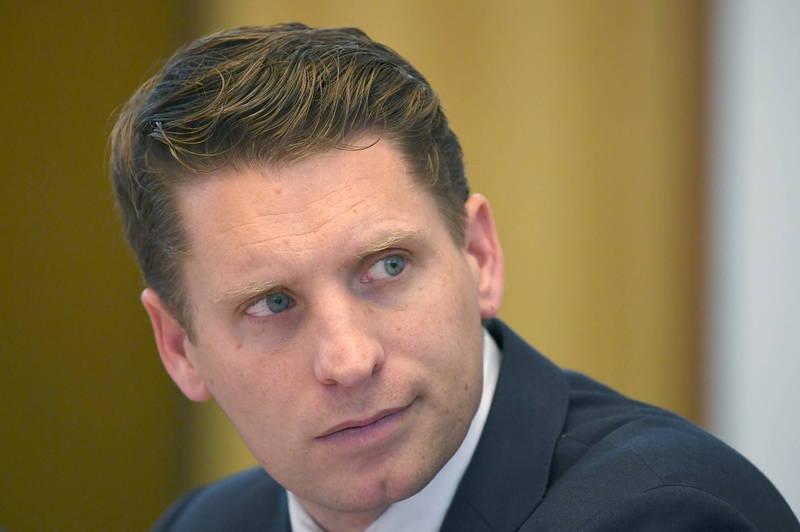 澳洲國防部助理部長海斯迪(Andrew Hastie)19日向支持者募資「戰鬥基金」,表示澳洲必須做好準備,對抗極權國家的威脅。(法新社資料照)
