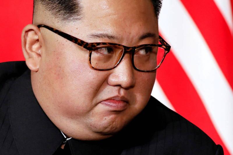 世界衛生組織(WHO)最新公布一份報告指出,北韓至今累計0確診。圖為北韓領導人金正恩。(路透)