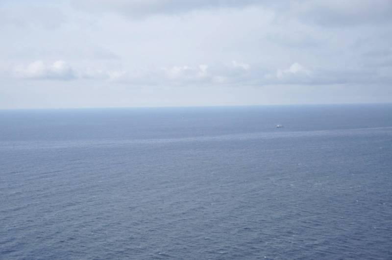 日本北海道紋別海上保安部接獲通知,26日上午6時許,一艘紋別漁協所屬的毛蟹漁船「第八北幸丸」與俄羅斯船隻發生碰撞。圖為鄂霍次克海示意圖。(歐新社)
