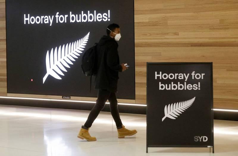 紐西蘭暫停與維多利亞州的旅遊泡泡。(美聯社)