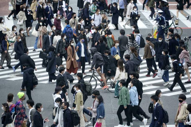 日本全國知事會於今(29)日,召開武肺疫情對策的線上會議。(歐新社)