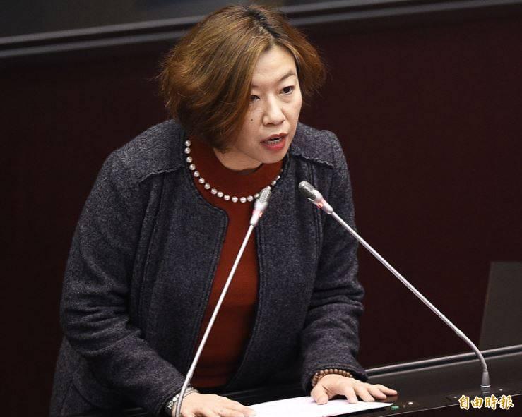 林靜儀認為,最近瘋狂的資訊讓她想起十年前的宇昌案。(資料照,記者陳志曲攝)
