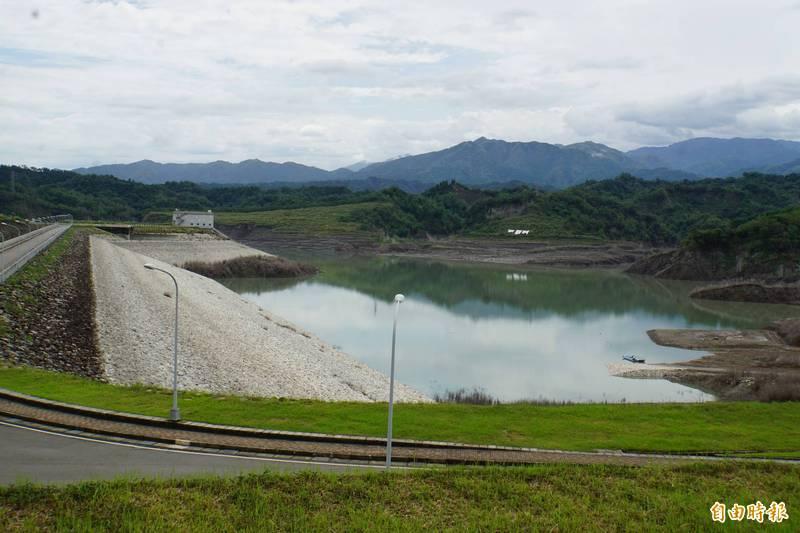湖山水庫。(資料照)