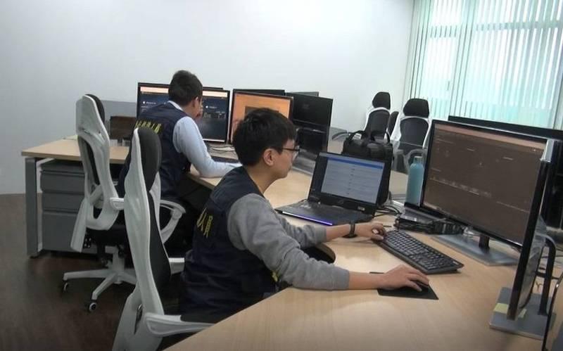 刑事局資安鑑識實驗室通過Windows程式行為分析認證,率先成為全球第一個獲得此認證的執法機關。(記者姚岳宏翻攝)