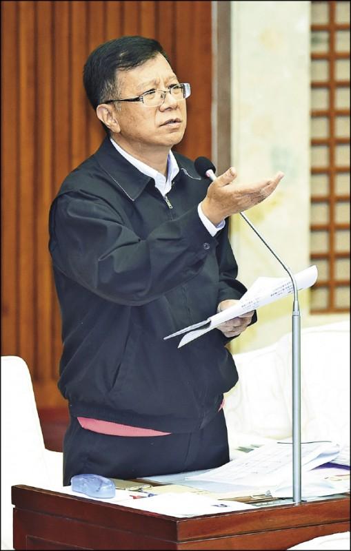 新黨北市議員潘懷宗,涉嫌詐領「公費助理補助費」被起訴。(資料照)