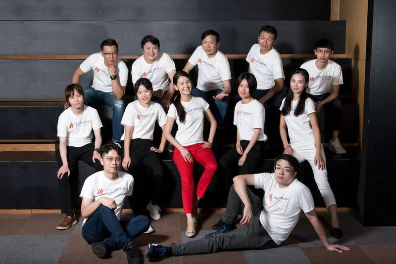 TTA輔導團隊「金箍棒(JGB)」獲今年「台北國際電腦展創新設計獎」最高榮譽。(科技部提供)