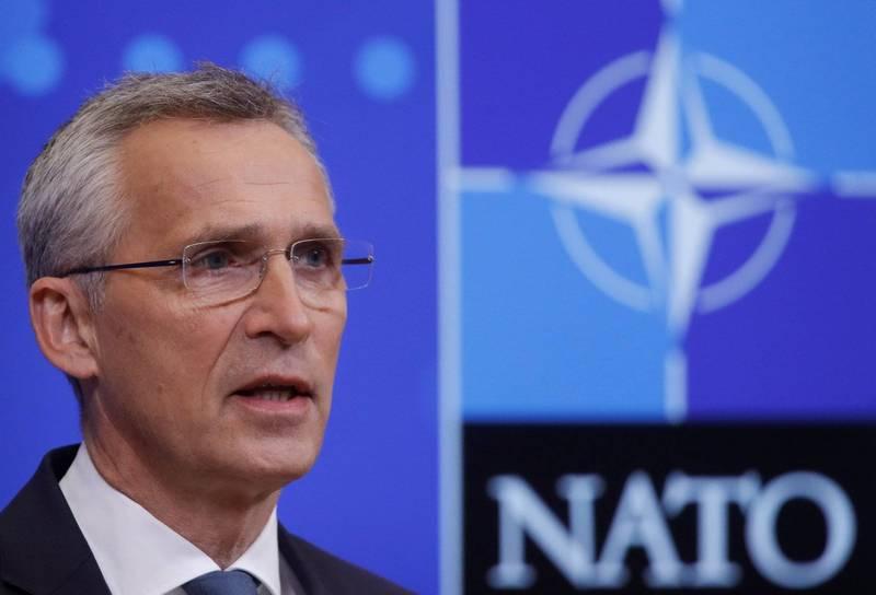 北約秘書長史托騰伯格宣布,將限制白羅斯駐北約外交團人員進入北約總部(路透)