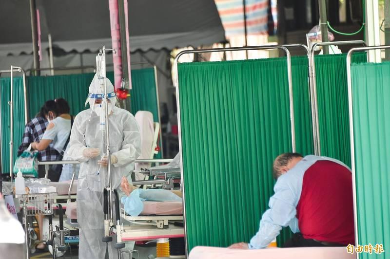 薛程蔚醫生分享急救婆婆過程,引起許多網友討論與留言。示意圖,圖與新聞事件無關。
