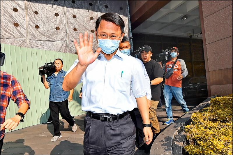 林志誠已被懲處調離松山分局長職務,台北市警局研議是否再處分。(資料照)