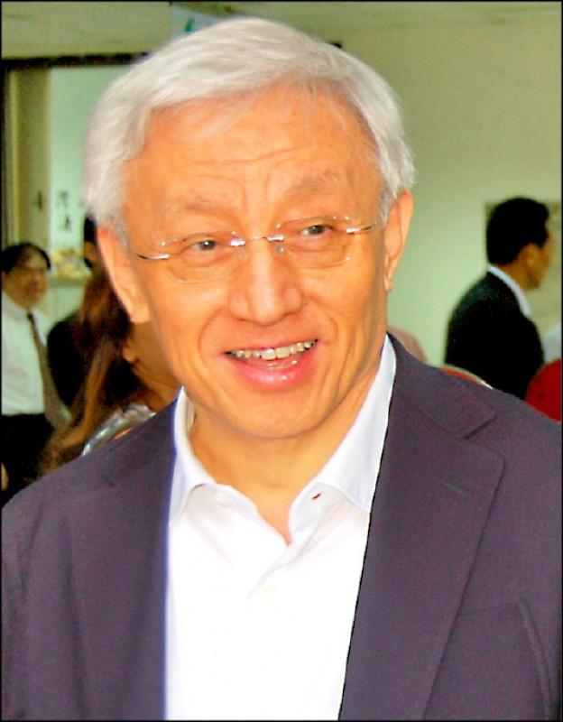 聯電榮譽董事長曹興誠。(資料照)