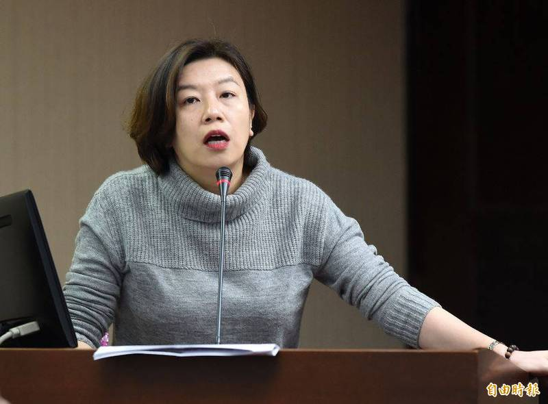 林靜儀還指出台北市、新北市,疫苗接種安排混亂問題。(資料照)