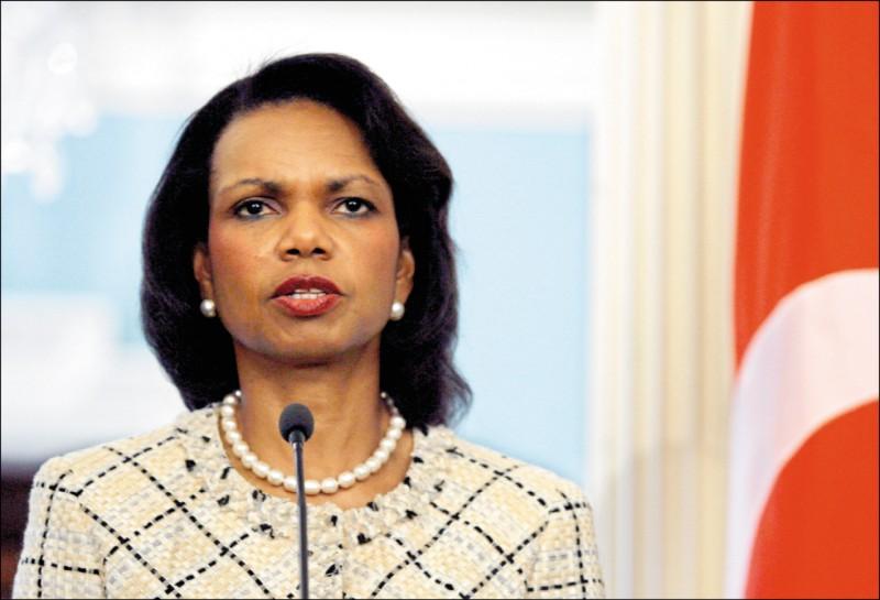 前美國國務卿萊絲批評,美國在武漢肺炎爆發初期太相信中國,進而太早做出病毒非從實驗室外洩的判斷。(美聯社檔案照)
