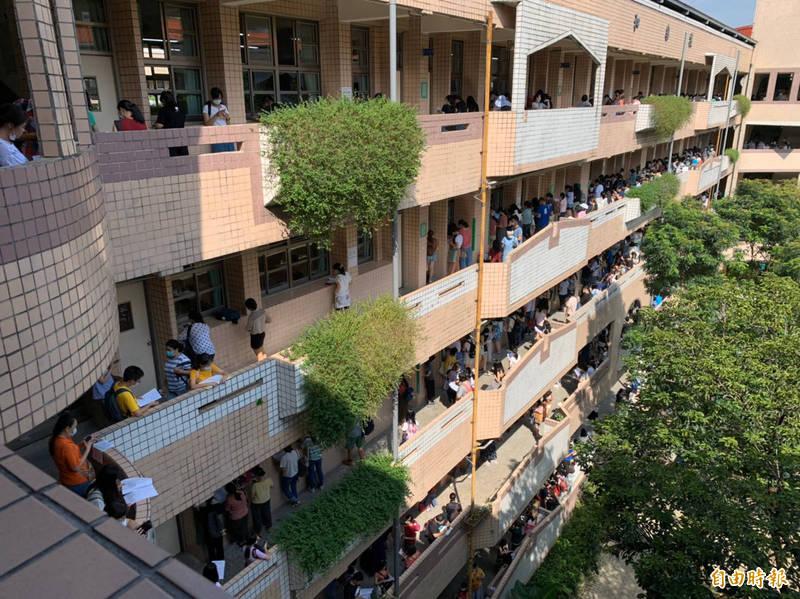 新北市預計6月20日辦理高中教師聯合甄選複試報名。示意圖。(記者周湘芸攝)