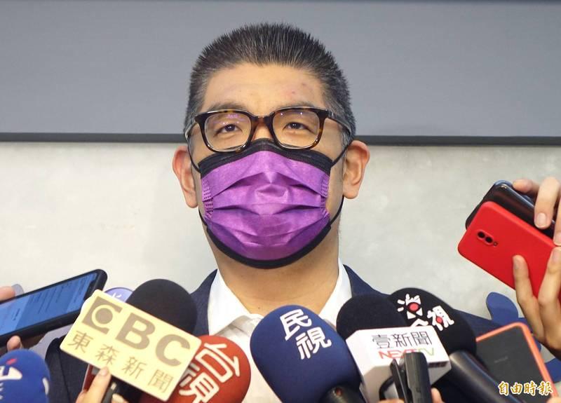 國民黨智庫副董事長連勝文。(資料照)