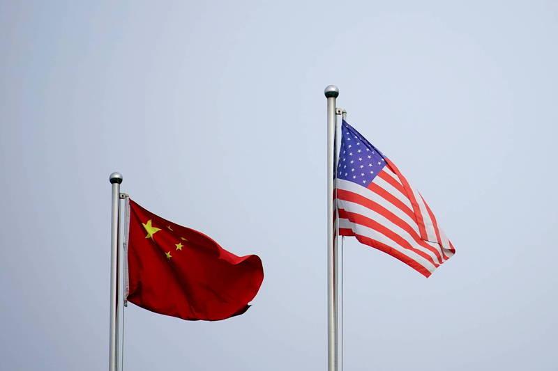 美國與中國在太平洋地區的利益衝突逐年加劇。(路透)