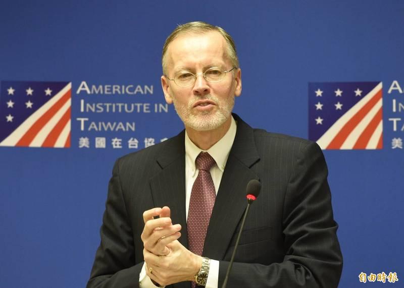 酈英傑表示,美國學生學習中文,台灣可以發揮「關鍵作用」。(資料照)
