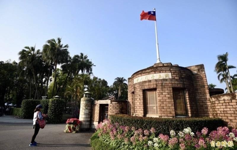 台灣大學外觀。(資料照)