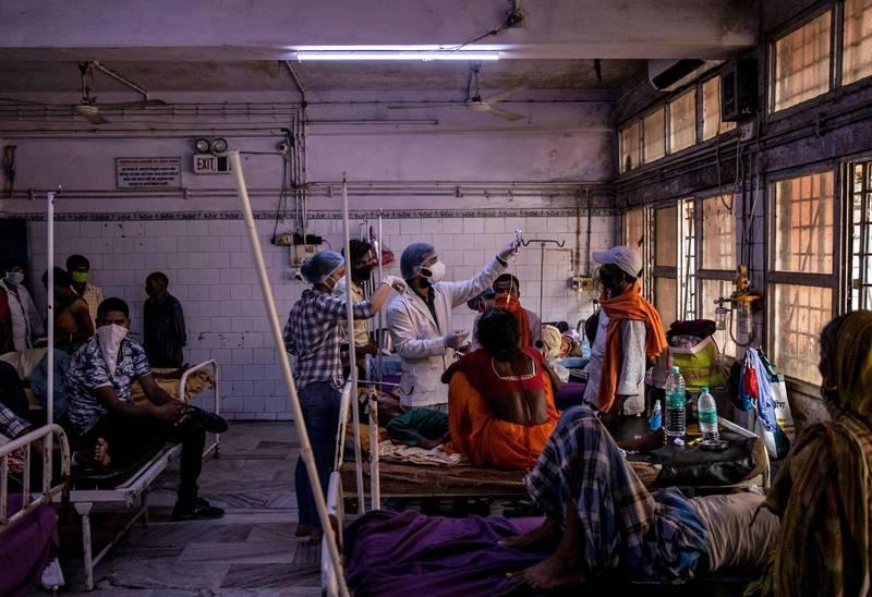 嚇死!印度一邦「校正回歸」4000死 在野黨籲各地徹查