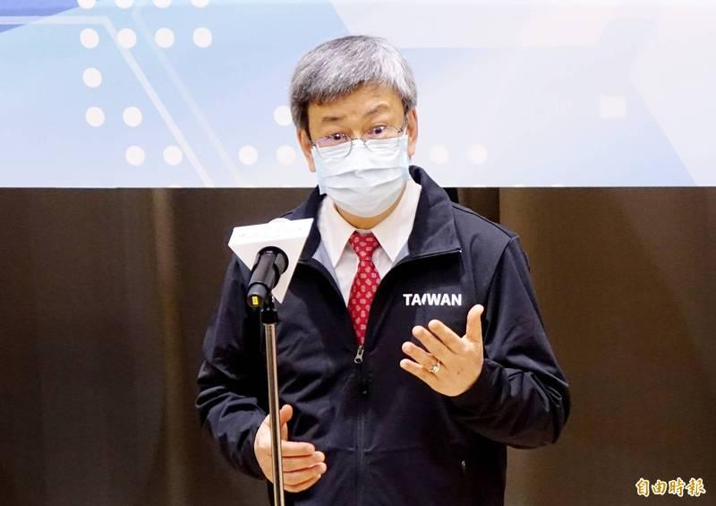 前副總統陳建仁日前接受半島電視台專訪,指出公衛系統沒能妥善準備,「防疫疲勞」讓疫情爆發的前2週像「災難」般的狀況。(資料照)