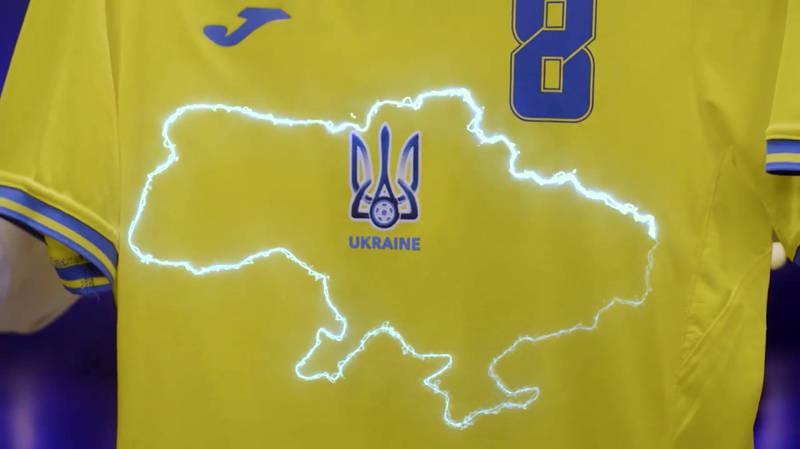 俄羅斯抗議生效 UEFA裁示烏克蘭修改球衣