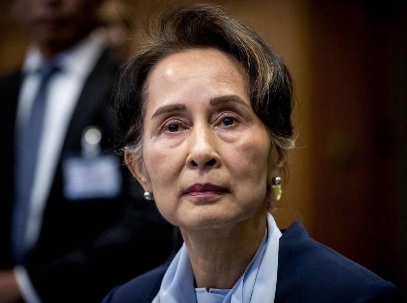 翁山蘇姬又多一條罪!緬甸軍政府控貪污 刑期最重15年