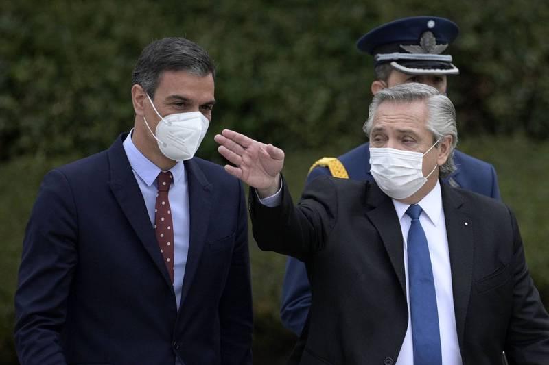 阿根廷總統失言稱「巴西人來自叢林」波索納洛發文反擊