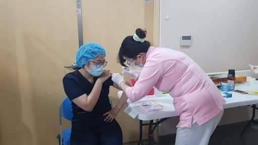 澎湖部分長者居住地與戶籍地不同,擔憂成為疫苗人球。(三總澎湖分院提供)