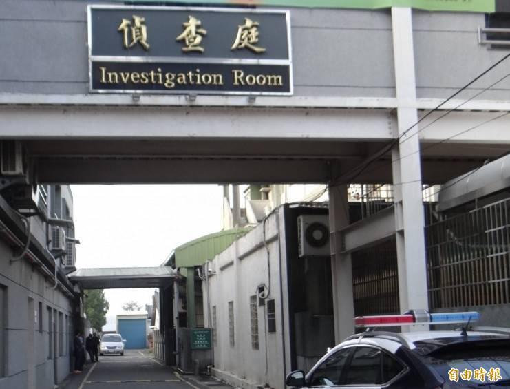 雲林地檢署強調證據到那裡就辦到那裡。(記者林國賢攝)