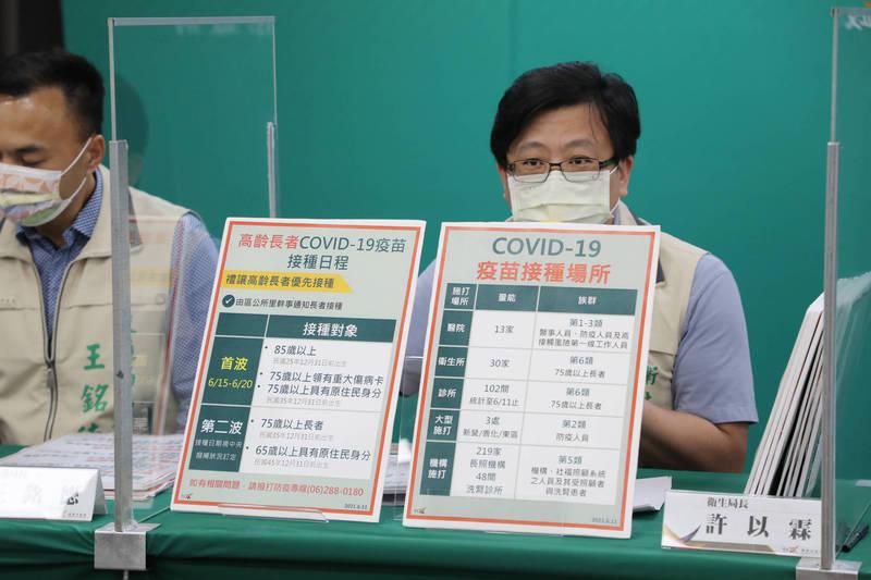 違反防疫台南1個月查獲373件,其中有又以未戴口罩為最大宗。(記者王姝琇翻攝)